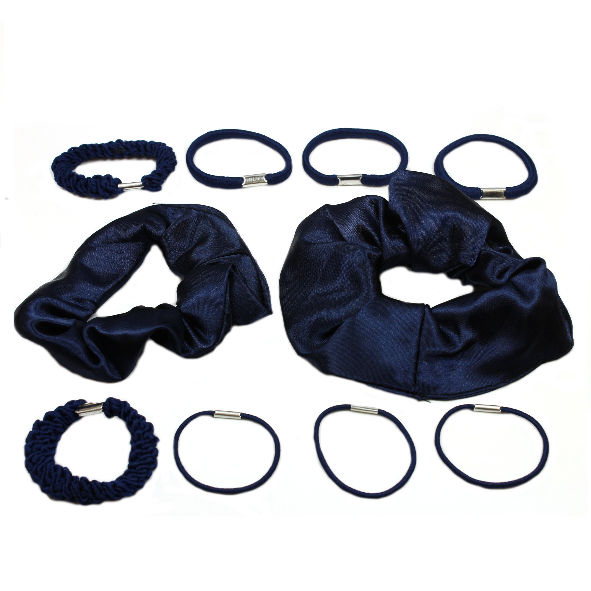 Navy blue hair accessories