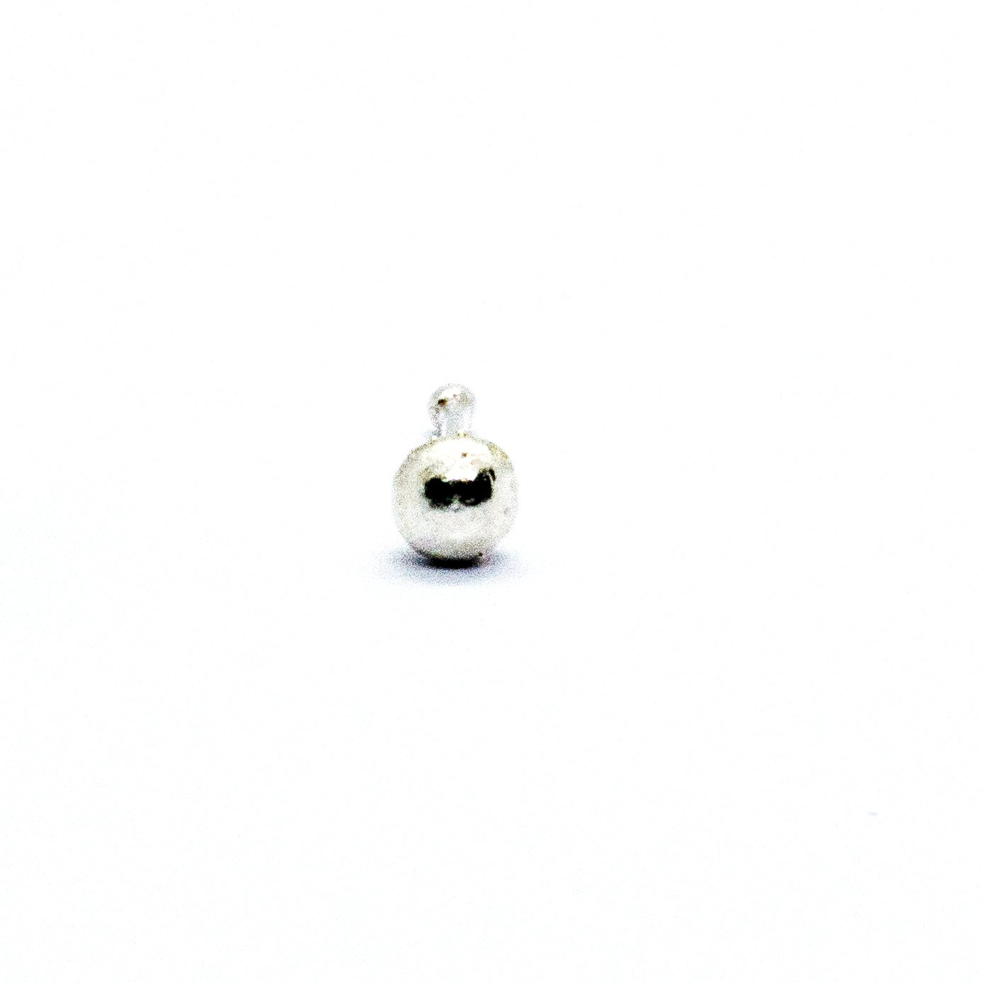 Silver nose stud ball pack 10 alt 1