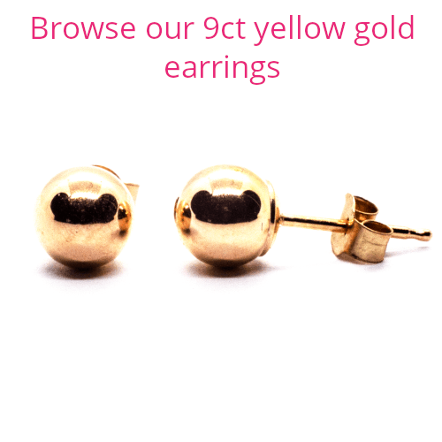 browse all our 9ct yellow gold earrings