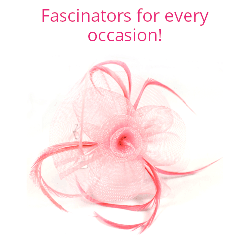 view all our fascinators for every occasion