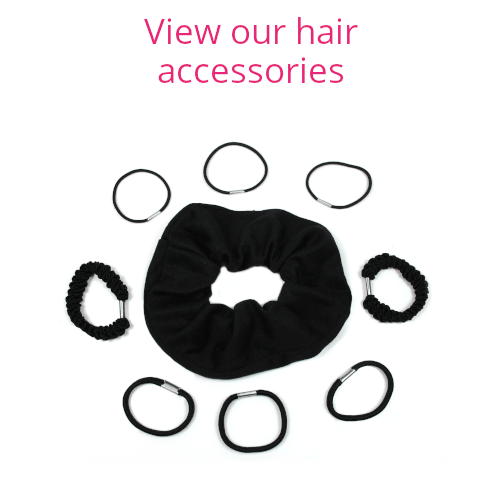 view our extensive range of hair accessories