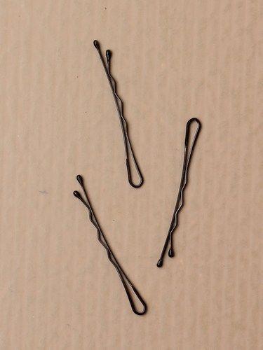Card of 36 black kirby grips. Approx 4 cm. (alt 1)