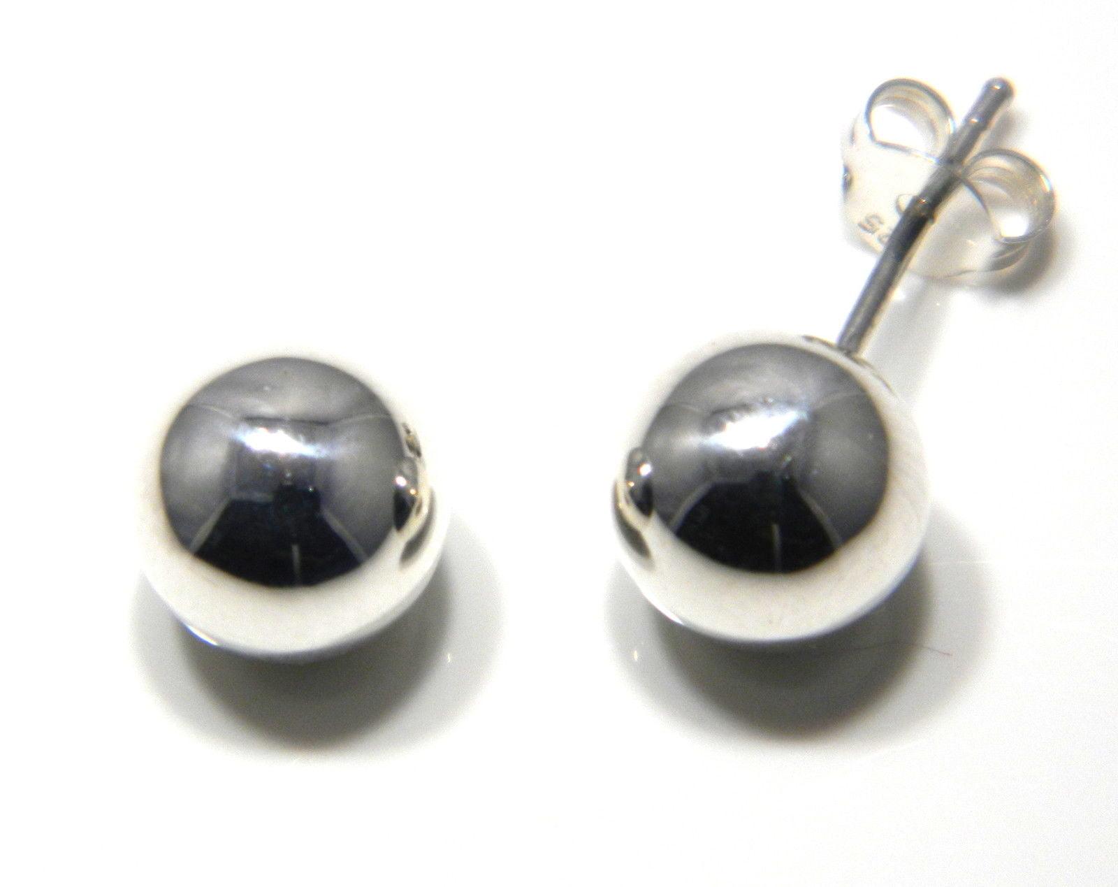 Arranview Jewellery 5 mm Ball Stud Earring - 925 Sterling Silver zIYFpsGfJ