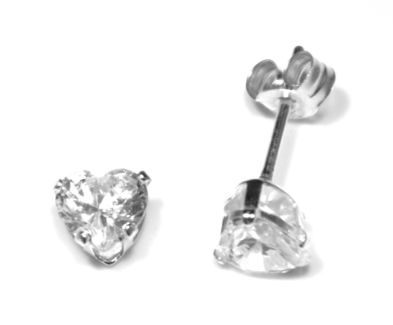 Arranview Jewellery 3 mm CZ Stud Earring - 925 Sterling Silver e6xsPXVbR