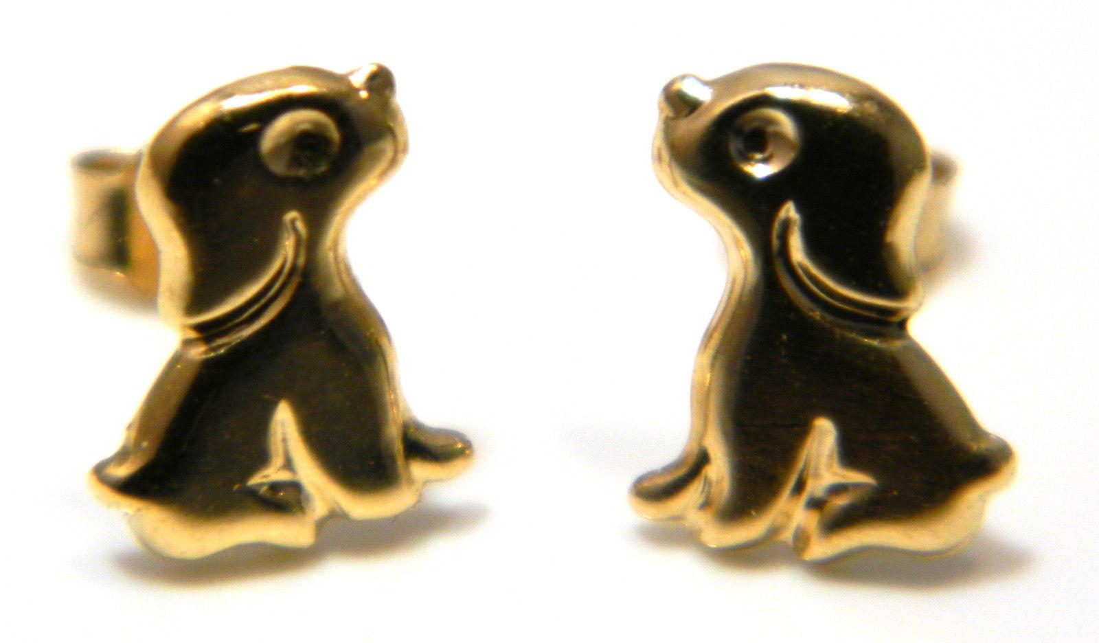 Arranview Jewellery Horseshoe Stud Earring - 9ct Gold qCTysKeJ